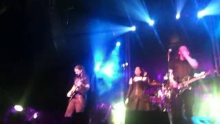 SIRENIA Live in Lima: 25/10/2011 - A Seaside Serenade