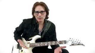 Steve Vai Guitar Lesson - Deeper Than Technique - Alien Guitar Secrets: Passion & Warfare
