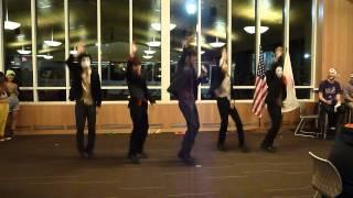 アメリカでゴールデンボンバーを踊ってみた(Golden Bomber in the U.S.) デストリーアリーン 検索動画 6