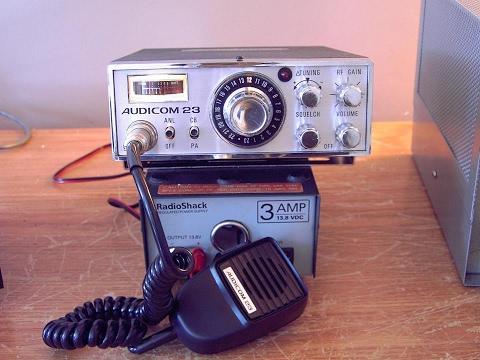 Old Radio Night - Feb 17, 2017 - Audicom 23 (PT-23)