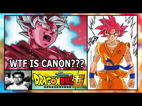 What Is Canon In Dragon Ball Super?