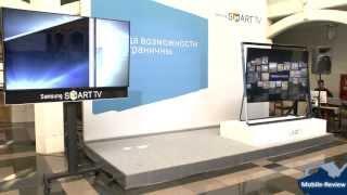 видео OLED-телевизоры Samsung 2013 года