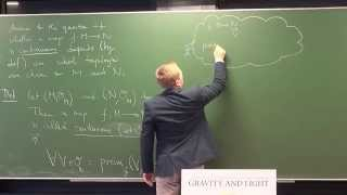 Lecture 1: Topology (International Winter School on Gravity and Light 2015)