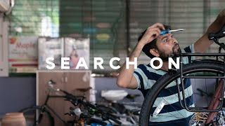 Search On: Pedaling for Peace - Trailer
