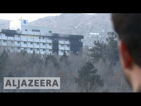 🇦🇫 Deadly Kabul hotel siege investigated as 'insider attack'