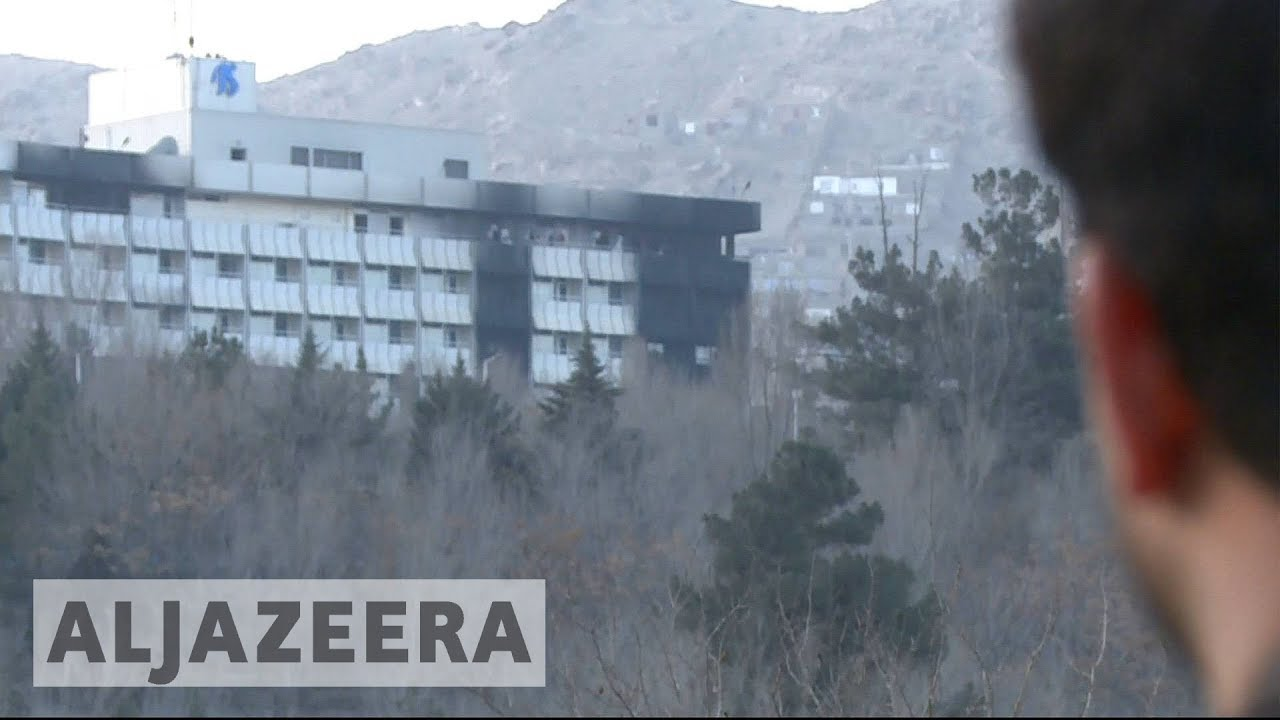 Deadly Kabul hotel siege investigated as 'insider attack' 🇦🇫