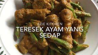 Download Mp3 Teresek Kacang Panjang Lauk Tradisi Kelantan