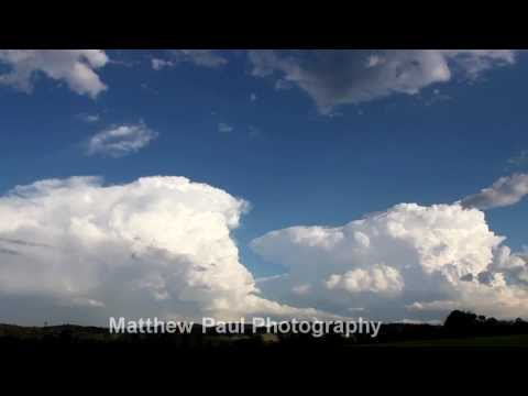 Supercell Thunderstorm Time Lapse - Ripley looking towards the Gold Coast 15/11/13 [HD]