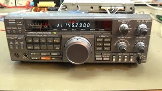 #200 Kenwood R-5000 totally dead is it a good or a bad sign to fix it?