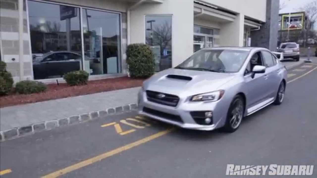 2015 Sti For Sale >> Video Review 2015 Subaru Wrx Sti For Sale In Nj Subaru Impreza Wrx At Ramsey Subaru