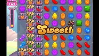 Candy Crush Level 1533 (no boosters, 3 stars)