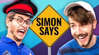 Try Not To Laugh Challenge #72 - Simon Says!