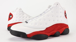 Air Jordan 13 Chicago Cherry 2017 Review On Feet
