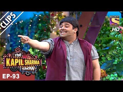 Doodhwala on the stage of The Kapil Sharma    The Kapil Sharma   26th Mar, 2017