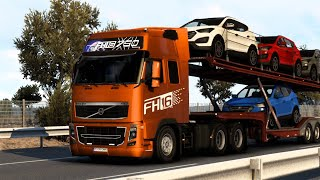 [ETS2 v1.42] Volvo FH&FH16 2009 Reworked v2.0 [Schumi]