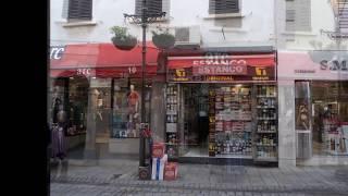 Main street shops Gibraltar 2013