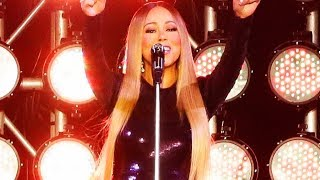 Mariah Carey - SUPERB Vocals In Indonesia!