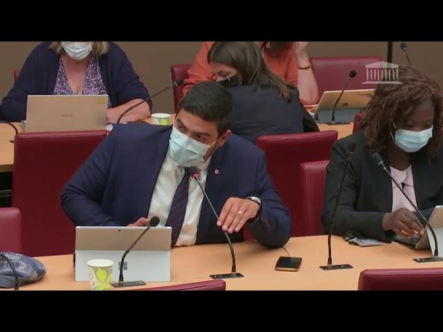 Audition de Julien Denormandie en commission des affaires économiques