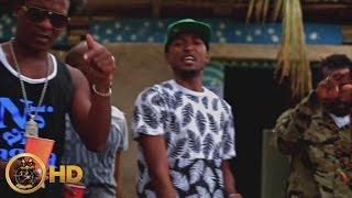Charly Black & Buck 1 -  Shub Dem Riddim (Medley) [Official Music Video HD]