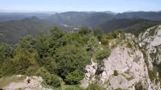 Montsegur - im Land der Katharer