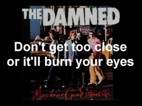 The Damned New Rose With Lyrics