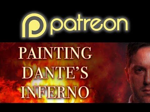 Eric Armusik   Dante's Inferno Patreon Campaign