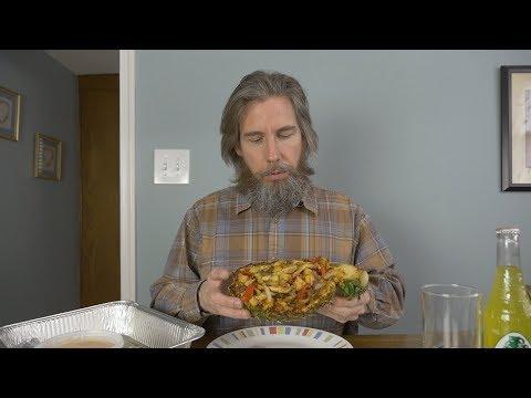 ASMR Let's Eat Mexican Pina Loca