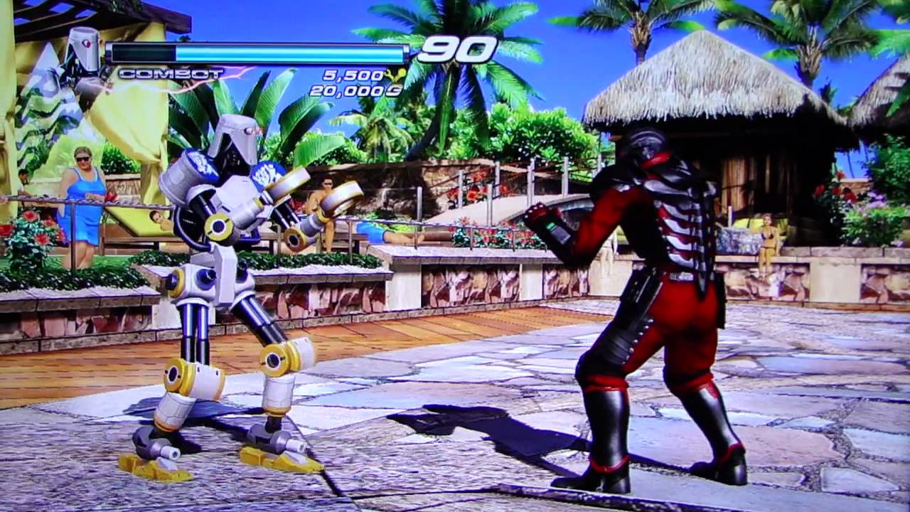 Tekken Tag Tournament 2 - Fight Lab gameplay pt4 - YouTube