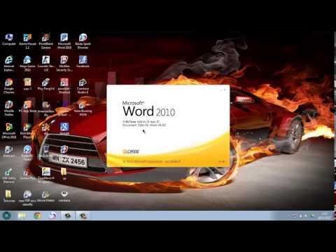 วิธีแปลงไฟล์ Word DOC ให้เป็น PDF