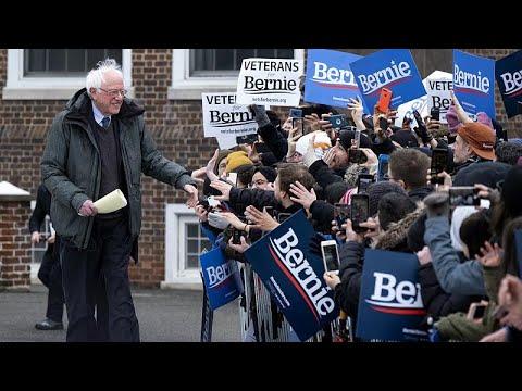 فيديو: بيرني ساندرز يبدأ حملته لمنافسة ترامب من بروكلين…