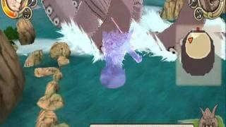 Naruto Shippuuden: U. N. Impact: Susano Sasuke vs Eight Tail's