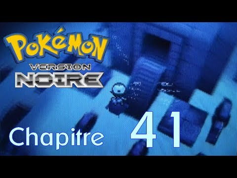 Pokémon Noir - Chapitre 41 - Les Ruines des Abysses