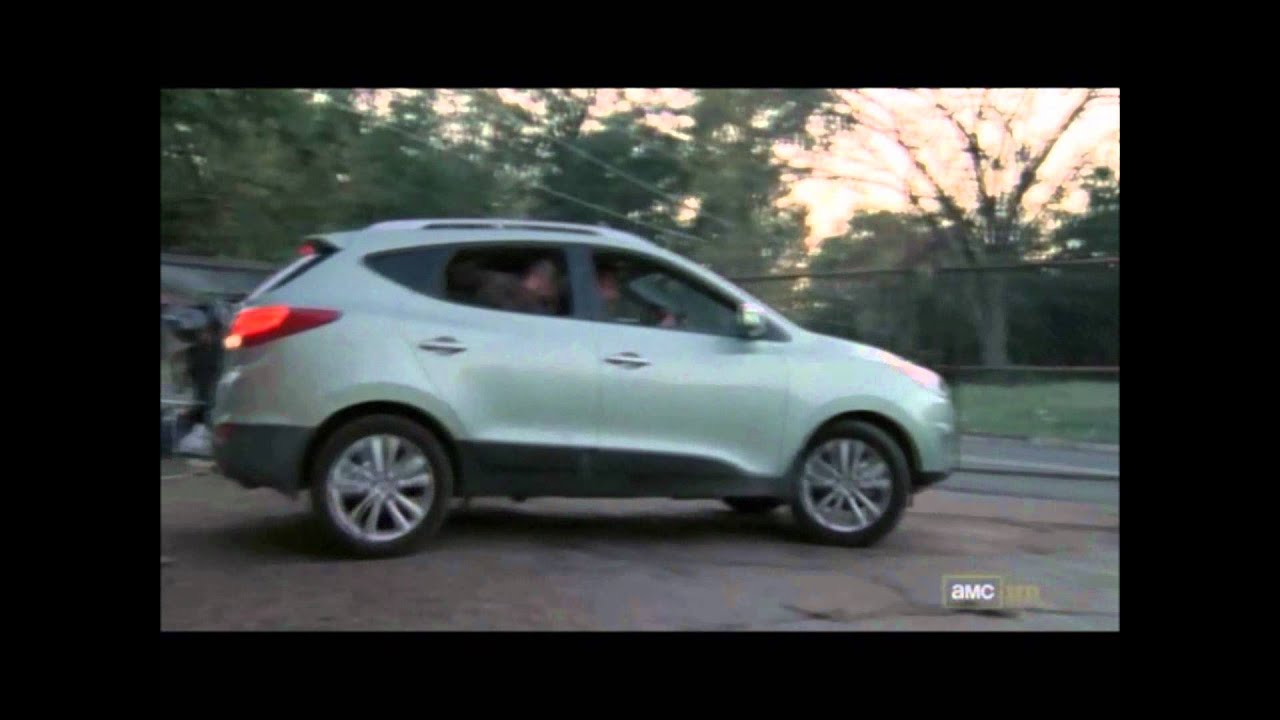 The Walking Dead Hyundai Tucson Commercial Youtube