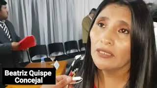 """Video: Beatriz Quispe: """"El Pueblo de Monterrico ya no tiene esperanza"""""""
