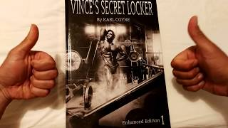 Vince's Secret Locker Enhanced Edition Volume 1, a review by the goldenerabookworm