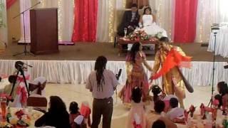Lal Dupatta: Joel Joseph+Kavita Rambaran: The Kiss Natraj Dance Group