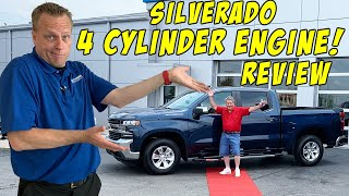 Is A Turbo 4-Cylinder a GOOD BUY in the 2019 chevy silverado? 2.7-liter four-cylinder