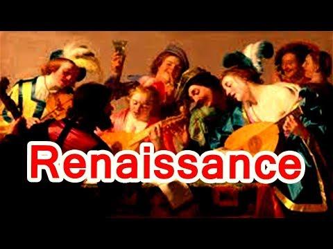 Renaissance art period history |world history in hindi |online class |lesson -60 |short documentary