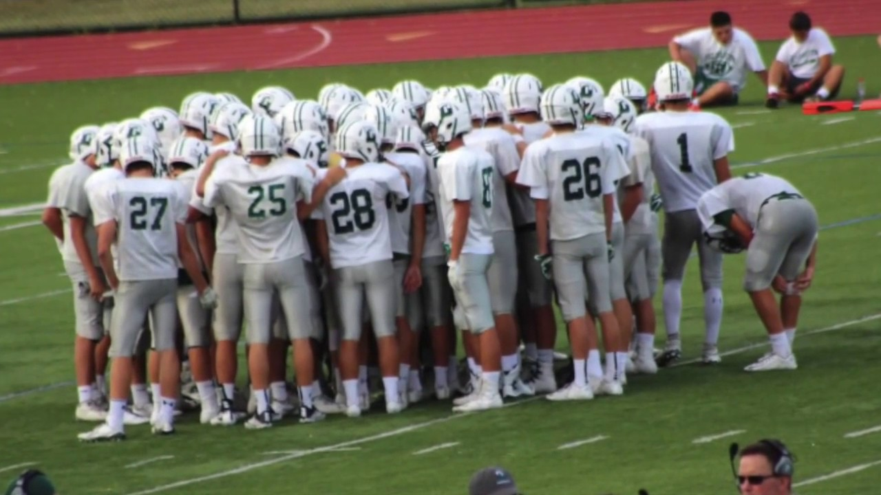 Delbarton Football Hype Tape 2017 Youtube