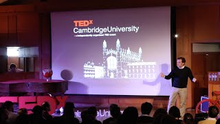 Stop overworking yourself: Jochen Menges at TEDxCambridgeUniversity