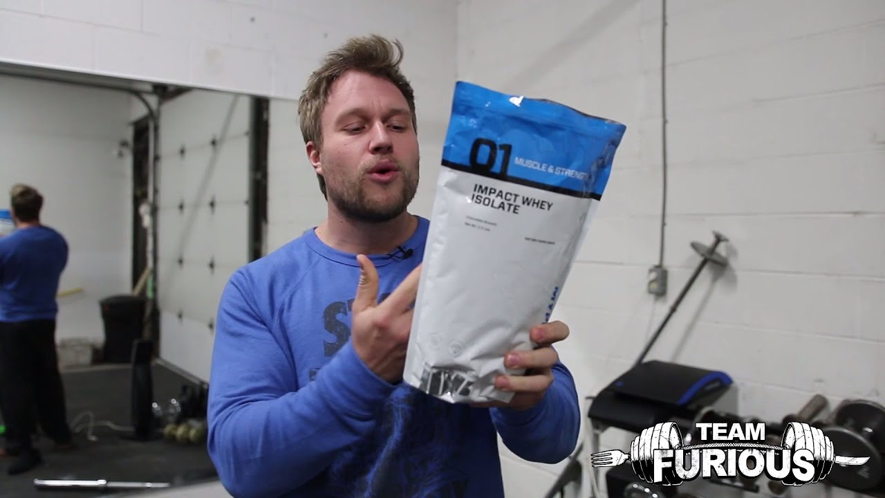 myprotein impact whey isolate protein review furious. Black Bedroom Furniture Sets. Home Design Ideas