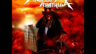 Time To Rise Hell- Angelus Apatrida