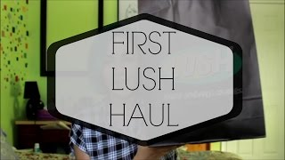 Lush Haul | First Lush Products | InTheLandOfStyle Thumbnail