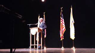 State Sen. Adam Hinds introduces Markey