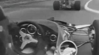 F1 - 1970 Monaco GP - Graham Hill on board