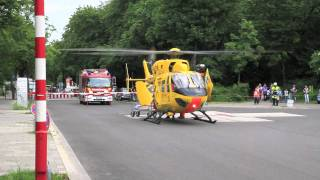 "Rescue From Heaven: ADAC Emergency & Rescue Helicopter ""Christoph 1"""