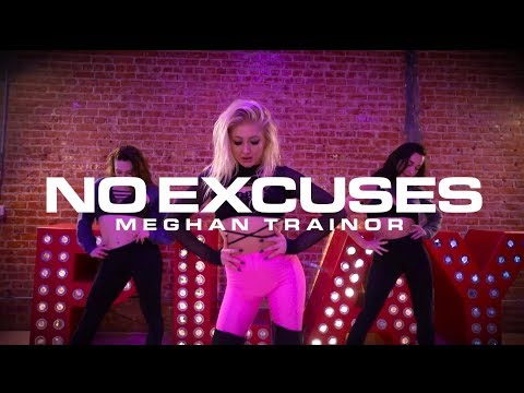 Meghan Trainor - No Excuses - Choreography by Marissa Heart  PlaygroundLA