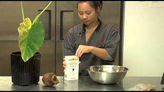 So Ono, So Delicious Cooking Show: Poi Balls