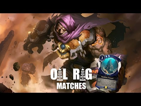 Eternal CCG - Dusk Road Sunken Tower - Matches