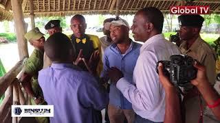 Shabiki Aliamsha Dude Mkutano wa Yanga, Polisi Wambananisha!